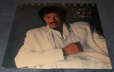 LP Lionel Richie - Dancing On The Ceiling