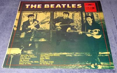 LP The Beatles - The Beatles