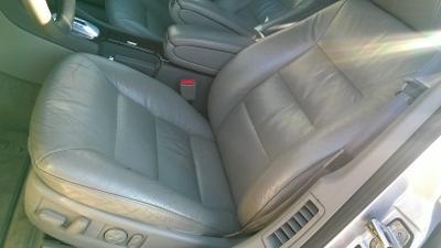 AUDI A8,S8 D2 - sedačky W12 LONG   kůže 2002