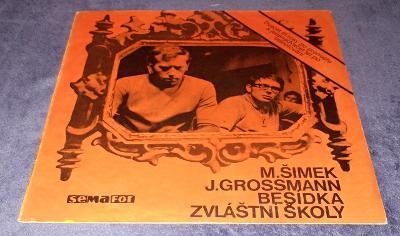 LP M. Šimek J. Grossmann - Besídka zvláštní školy