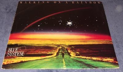 LP Blue System - Walking On A Rainbow