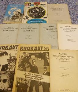 Různé časopisy ABC, Ohníček... (6176)