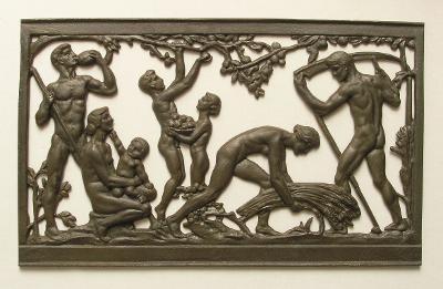 K. Korschan 1925 - Art déco - (H160)