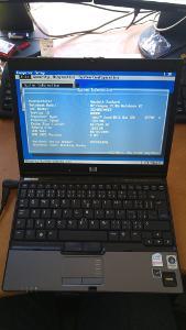 Netbook HP 2510p - 222