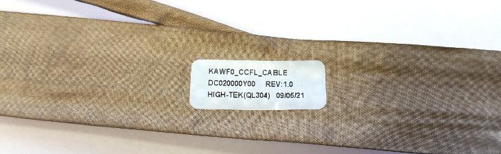 Flex kabel DC020000Y00 z eMachines E627 KAWG0 - Notebooky, příslušenství