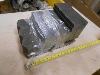 126.  upínací čelisti vnější na  průměr 400mm