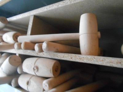 128. palička dřevěná