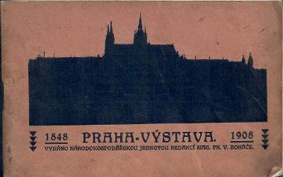 1848 Praha výstava 1908