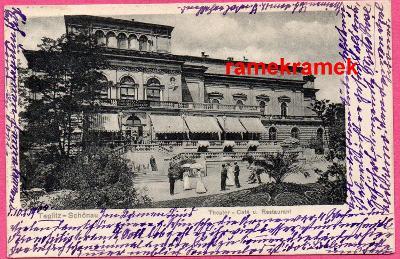 Teplice Šanov DA 1904 (Ústí nad Labem Litoměřice)