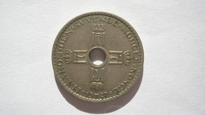 Norsko 1 koruna 1927