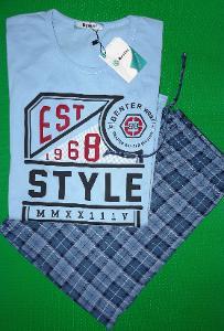 Pánské letní pyžamo vel. M,XL, XXL