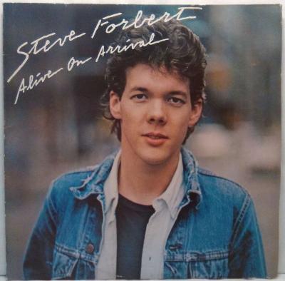 LP Steve Forbert – Alive On Arrival, 1978 EX