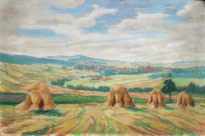 SNOPY V KRAJINĚ - BOHUSLAV WÜNSCH 1945