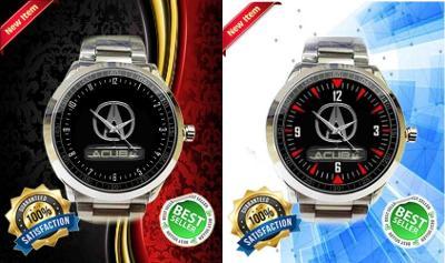 Acura - hodinky nerezová ocel