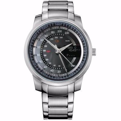 ASTON MARTIN SPEEDOMETER hodinky nerezová ocel