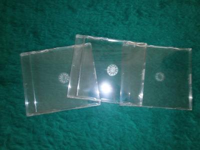 CD krabičky na singly