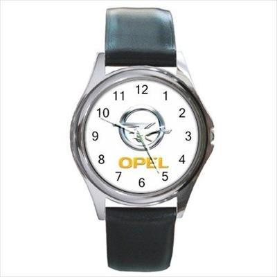 OPEL Car Automobile Logo - hodinky kožený pásek