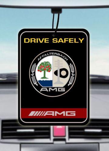 AMG - osvěžovač vzduchu vůně do auta 9x7cm - Náhradní díly a příslušenství pro osobní vozidla