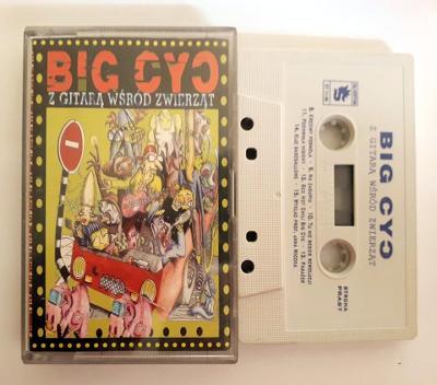 BIG CYC - Z Gitarą Wśród Zwierząt - Original MC