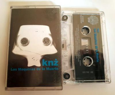 KAZIK NA ŻYWO - Las Maquinas De La M - Original MC