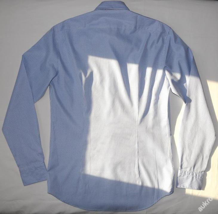 cfaf16823aa Modrá pepito košile TOMMY HILFIGER - L 42 - SLEVA