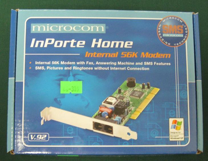 DRIVERS FOR MICROCOM INPORTE HOME
