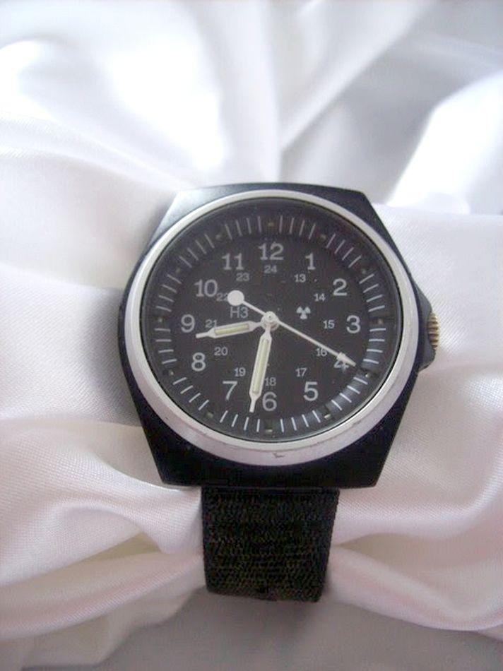 8853d63c6 Vojenské hodinky NATO a US ARMY - Stocker & Yale - mechanické SWISS  (6942057340)