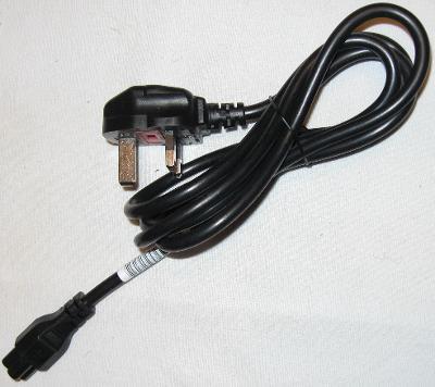 Napájecí kabel Velká Británie