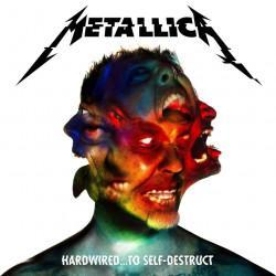 Metallica - Hardwired...to self-destruct, 2CD, 2016