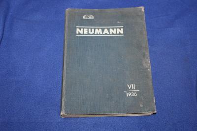 KATALOG NEUMANN VII. r. 1936