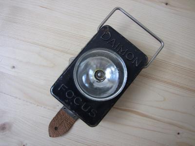 Svítilna baterka Daimon Focus 2262 Sp pro SS 1940