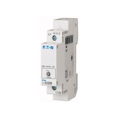 Signálka zelená LED Z-EL/G230 /284922/