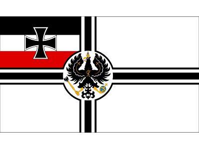 Říšská válečná vlajka Reichskriegsflagge 6