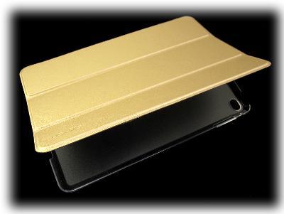 Otevírací zlaté stojánkové pouzdro pro Ipad Mini 4 (6924856893) a1c567ef976