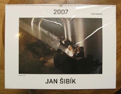 Jan Šibík - Kalendář 2007 - (H212)
