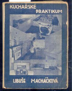 L.MACHÁČKOVÁ - KUCHAŘSKÉ PRAKTIKUM