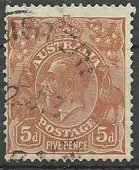 AUSTRALIA Mi.78 XC Nr.11109