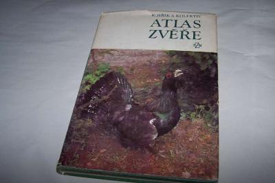 ATLAS ZVĚŘE / Jiřík r.1980/176/