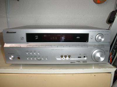 Pioneer VSX-817-S  7-kanálový AV receiver