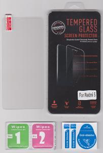 Ochranné tvrzené sklo pro Xiaomi Redmi 5
