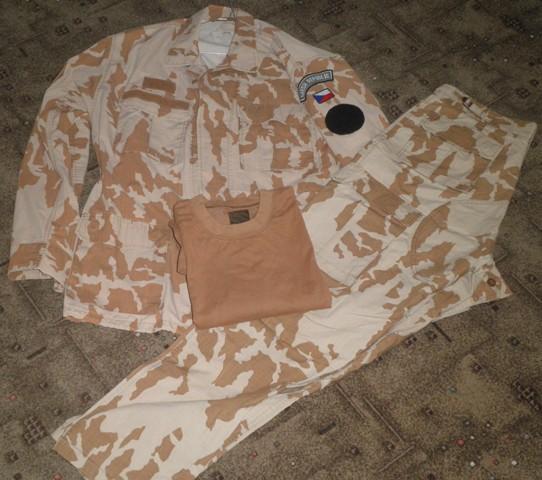 komplet uniforma AČR vz.95 pouštní (desert) (6928051858) 6493b73309