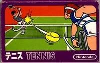 Tennis (Famicom - NES)