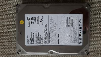 HDD 80 GB Seagate ST380011A Barracuda 7200.7 - č.1