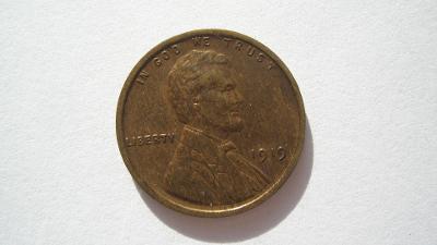 USA 1 cent 1919
