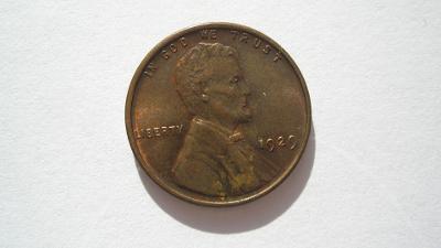 USA 1 cent 1929