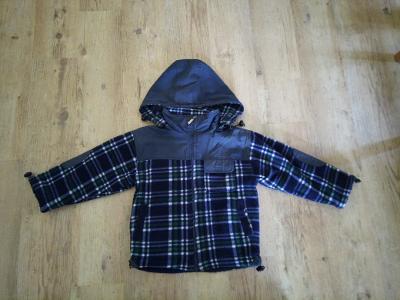 Dětská fleecová bunda