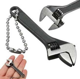 Klíč nastavitelný 0-10mm mini