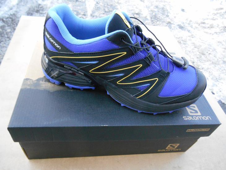 a249ab978a3 Nové dámské boty SALOMON XT Calcita v. 40 (6938901454)