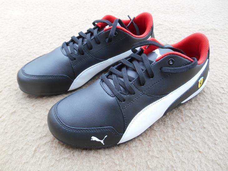 Nové boty - tenisky PUMA Ferrari vel. 38 67f68009031