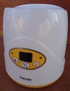 Ohřívač kojeneckých lahví BEURER, za 1/2 ceny !!!